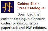Golden Elixir Press Catalogue