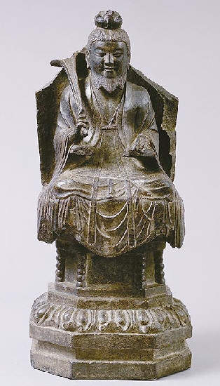 Laozi as a deity